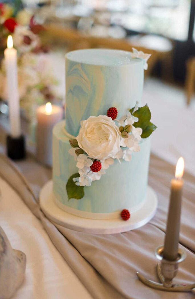 Aokily Cakes, création de wedding cakes en Seine-et-Marne
