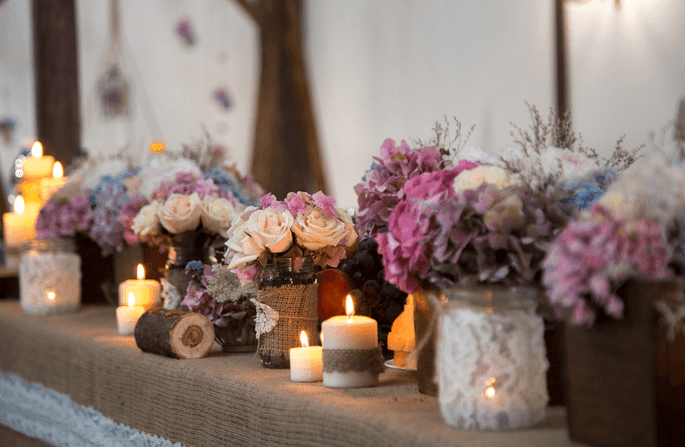 Dely Fleurs - Fleuriste Mariage - Essone