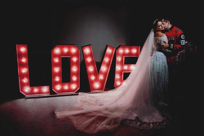 Ensaio pós-wedding dos noivos
