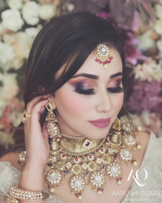 Credits: Arushi Makeup Artist