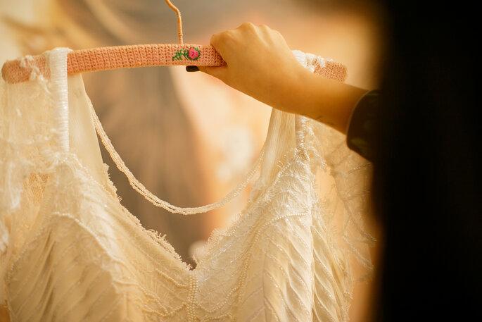 Vestido: Atelieria. Foto: Kalina Grabowski