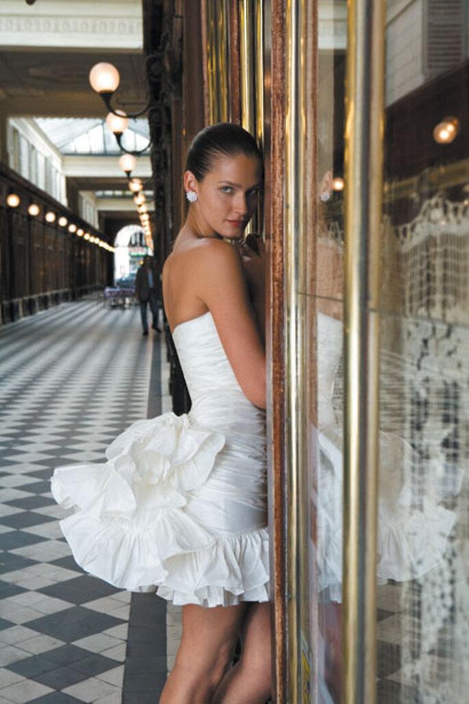"""La robe """"Coeur"""" de Cymbeline"""