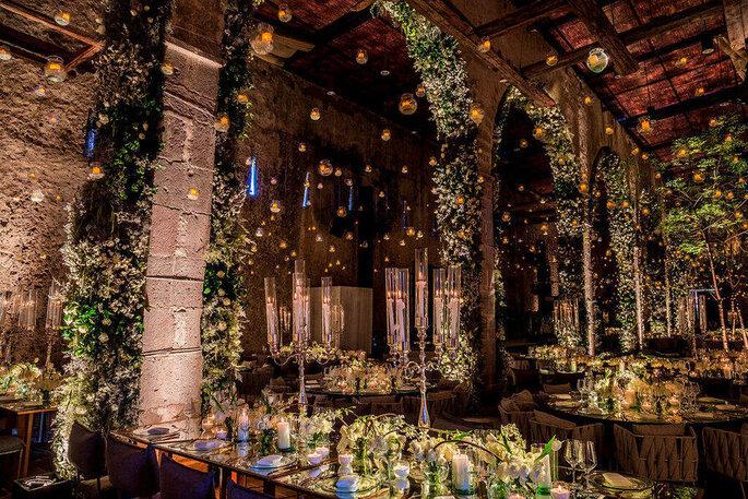 Hacienda La Solariega haciendas para bodas Querétaro