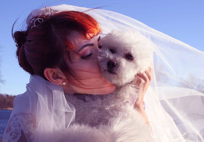 Wedding Dog Sitter Martina Ossola