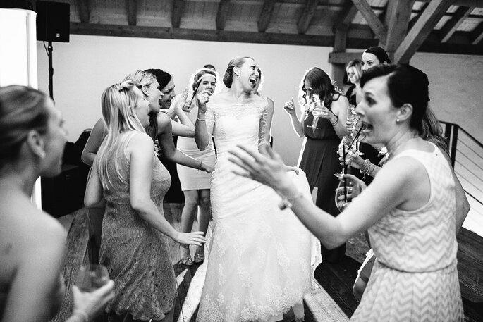Playlist für die Hochzeit