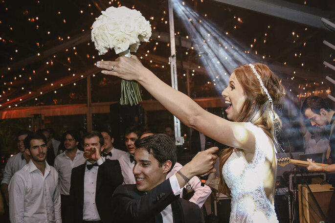 Patricia Albán Wedding & Events Planner Bogotá ramo de la novia