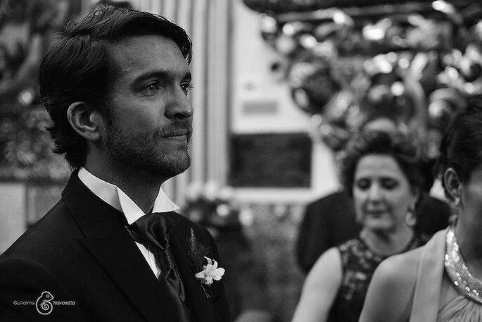 Real Wedding: La romántica boda de Pamela y Carlos - Guillermo Navarrete (Fernando Gómez)
