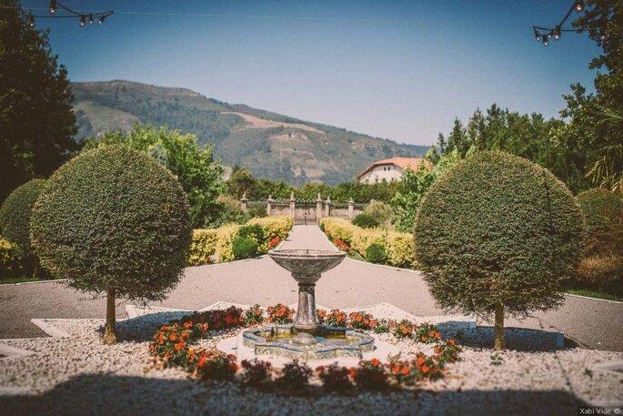 Real Labranza de Villasevil finca bodas Cantabria