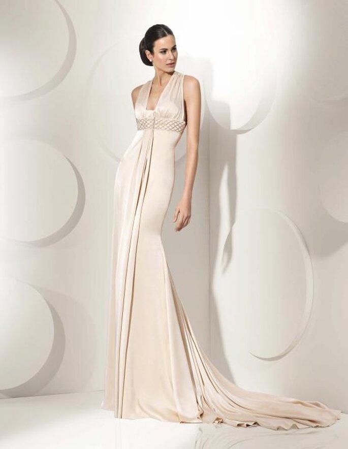Vestido de novia del diseñador Franc Sarabia