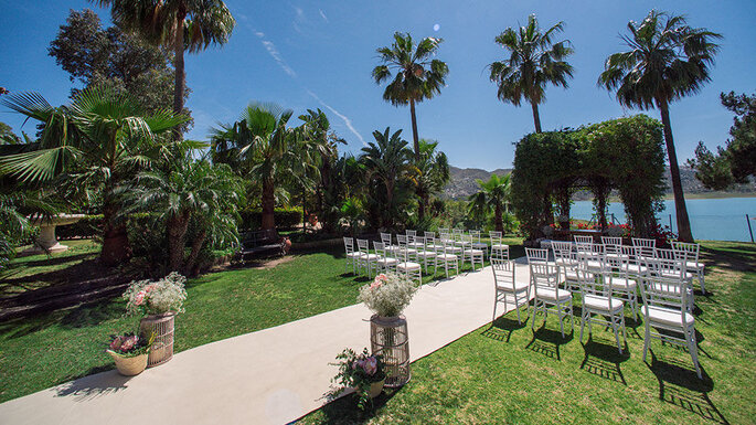 La Viñuela & Spa hotel bodas Málaga