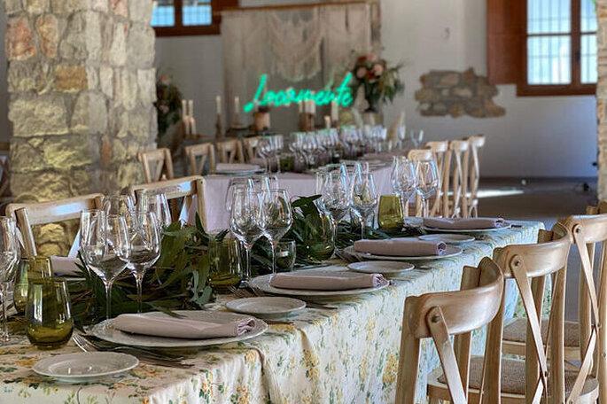 Racó del Pastorfinca bodas Alicante