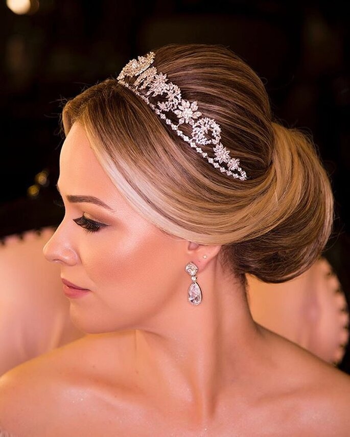 Conheça Algumas Opções De Penteados De Noiva Para 5 Estilos