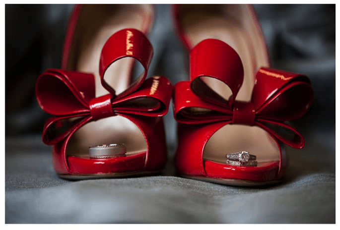 Boda inspirada en el día de San Valentín - Foto BRC Photography