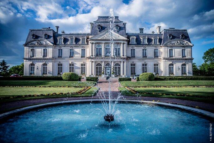 Château d'Artigny - Mariage - Loire - Indre-et-Loire - 37