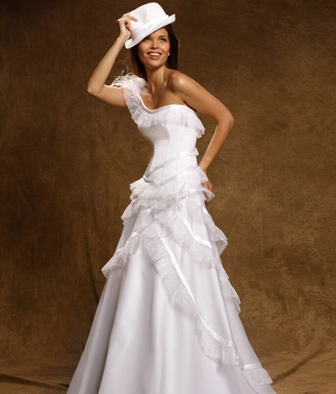 Robe de mariée Rosi Strella - Ultra chic