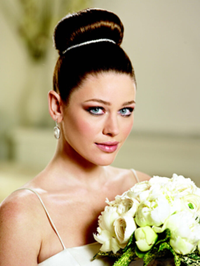Coiffure de mariée 2011