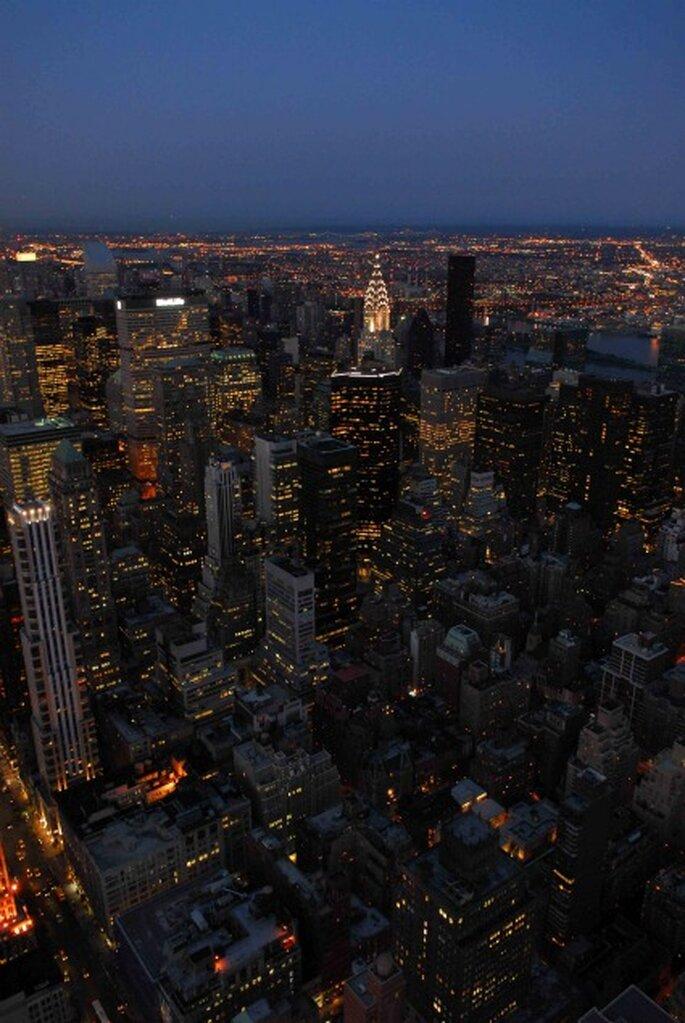 New York : LA ville pour se marier - photo Frédéric Aguilhon