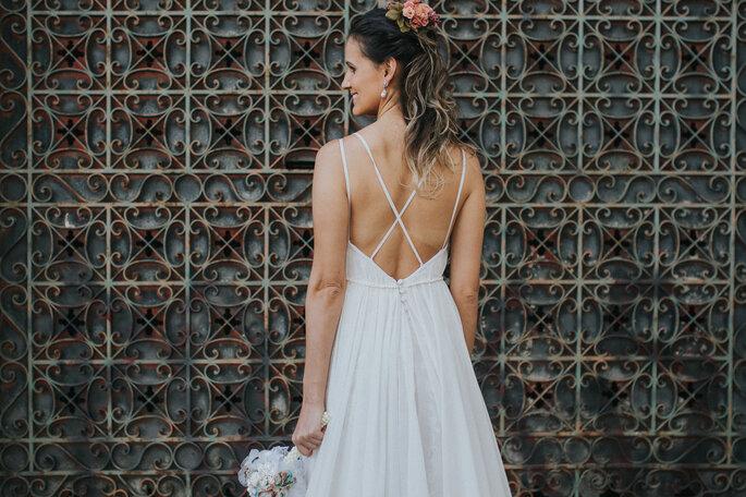 Vestido: Thaisa Kerber - Foto: Dayane Ankosqui