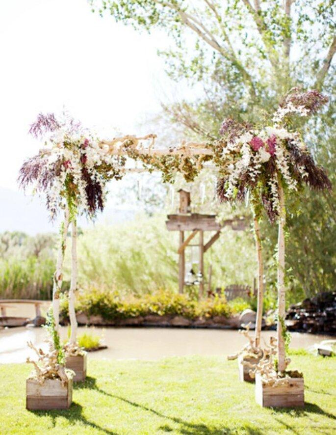 Los altares de boda más lindos para la ceremonia religiosa - KT Merry Photography