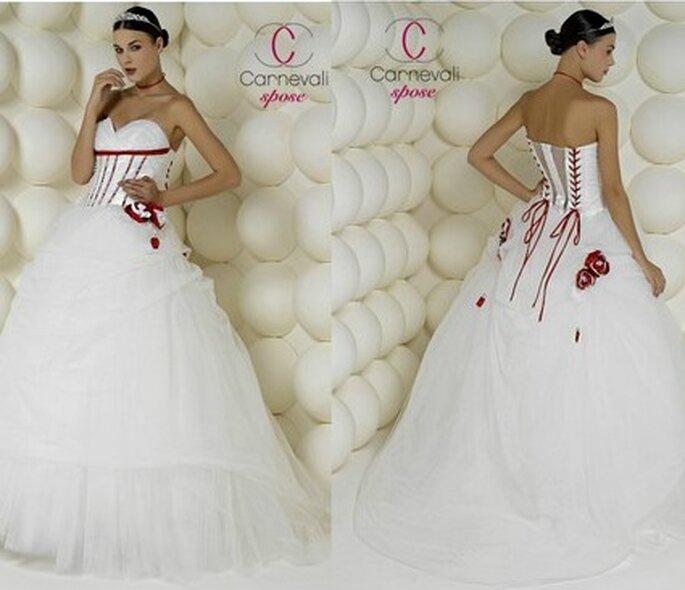 Carnevali Spose Collezione Sophia '12 Glamour Mod. Debby