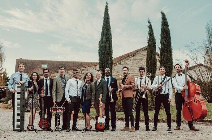 Stereo Star Band música en vivo Madrid
