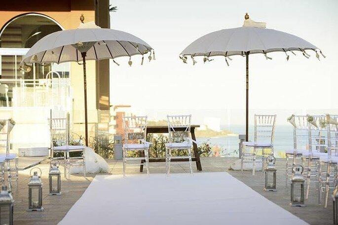 Holiday World Hotel bodas Málaga