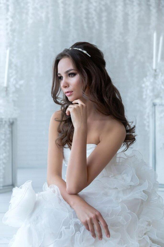 Анна Хитрова стилист- визажист