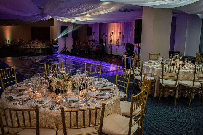 Holiday Inn Cartagena Morros salón de eventos