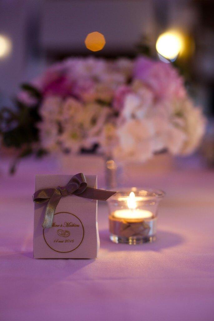 5- decoration classique chic - mariage paris