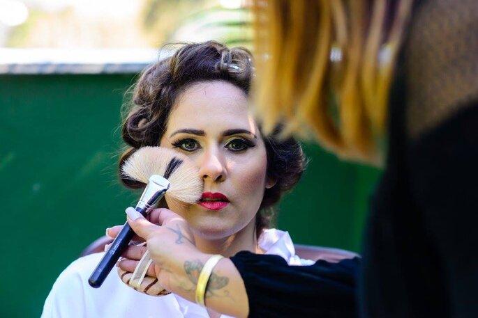 Make e Hair: Juranda Xavier   Foto: Valéria Simonin