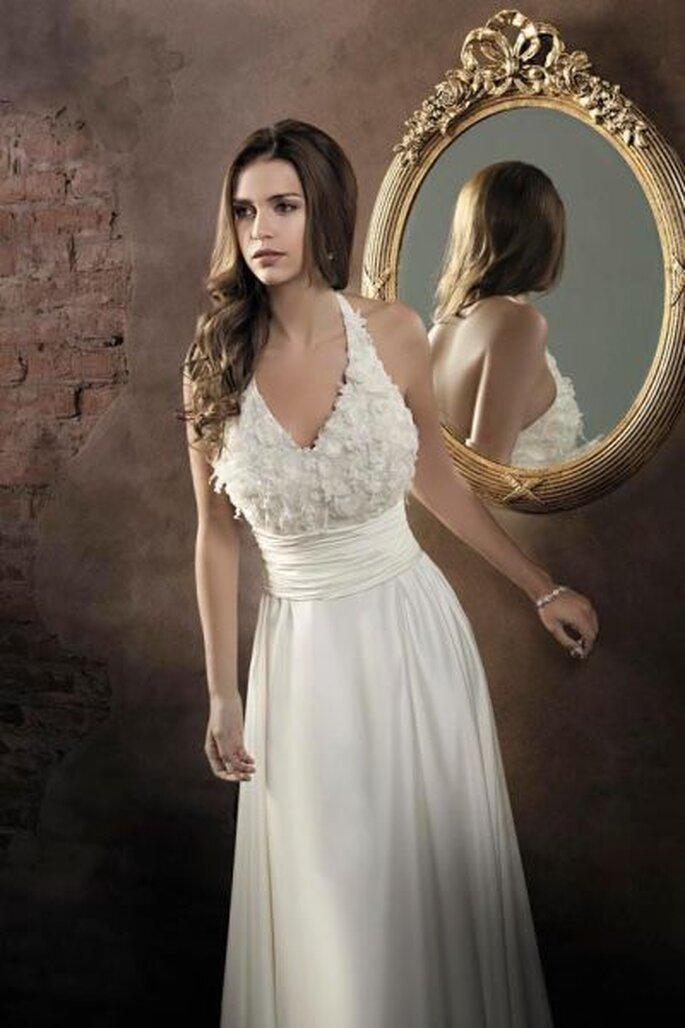 Bald ist es soweit - Sie heiratet den Mann, den sie liebt! Foto Matias Rivara