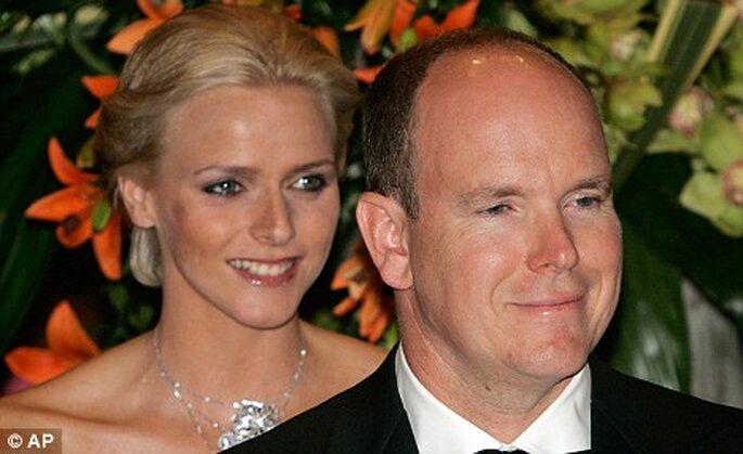 Prince Albert & Charlene Wittstock