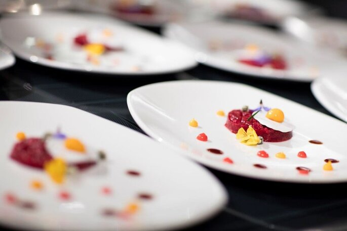 Hochzeitscatering Mangosteen Catering