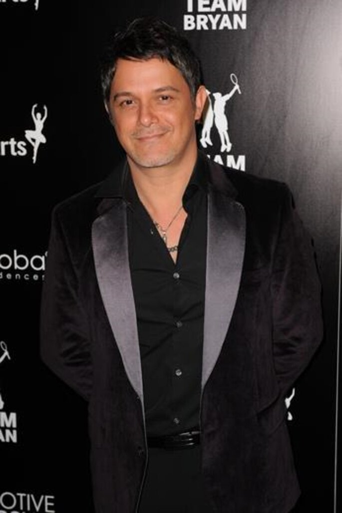 Alejandro Sanz en la Gala Benéfica con Tony Bennett - Foto Facebook Alejandro Sanz