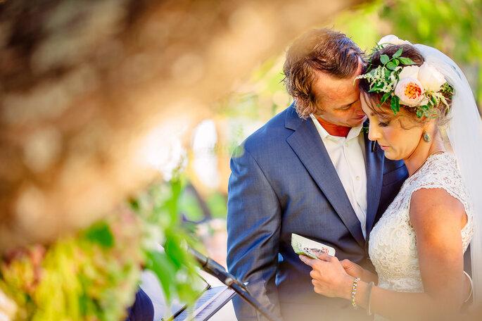 Rebekah + Joe´s Wedding, image: Caroline´s Collective