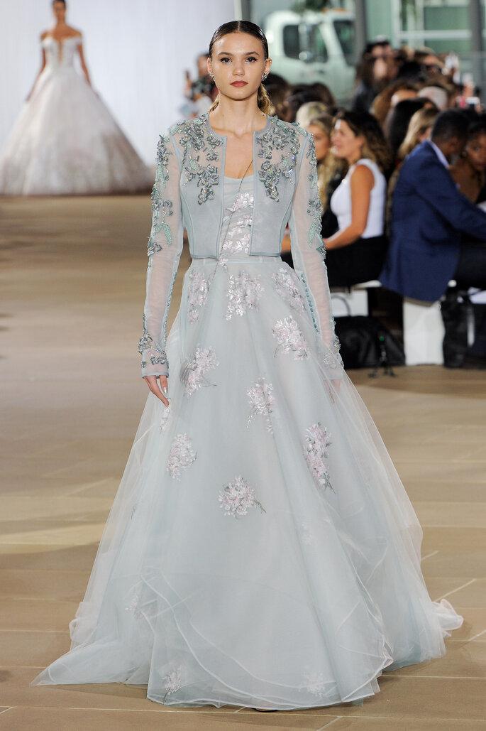 Vestidos de novia de color