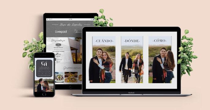 She said web invitaciones de boda digitales