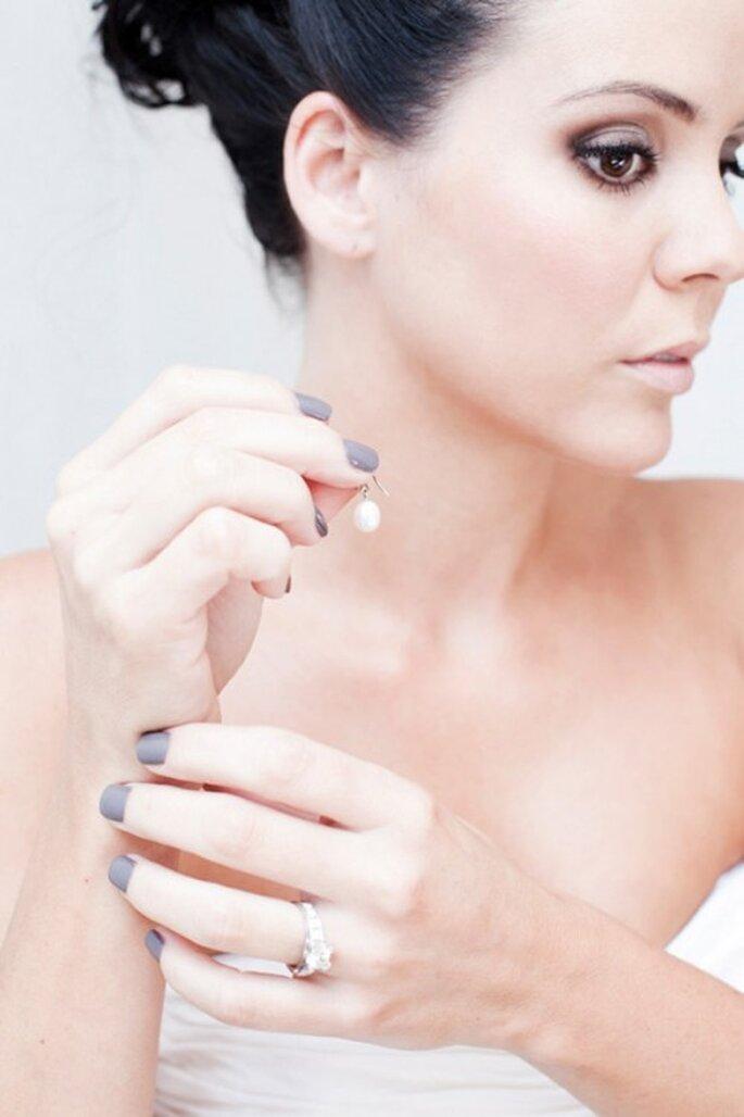 Elige un estilo de uñas que vaya de acuerdo con tu estilo - Foto Samantha Maber