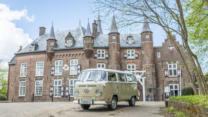 Foto: Trouwbus Tilburg