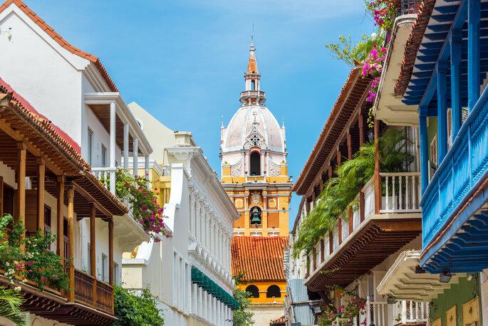 Cartagena. Foto: Jess Kraft