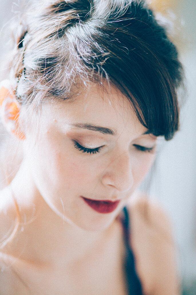Photo : Juli Etta - Maquillage et coiffure : Anne Vialle