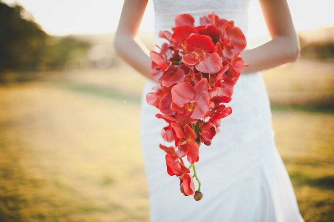 Buquê: An Mark - Bouquets Finos. Foto: Lopes Fotografias.