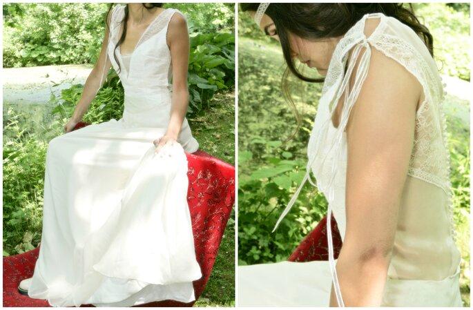 Robe de mariée, Ofildélo