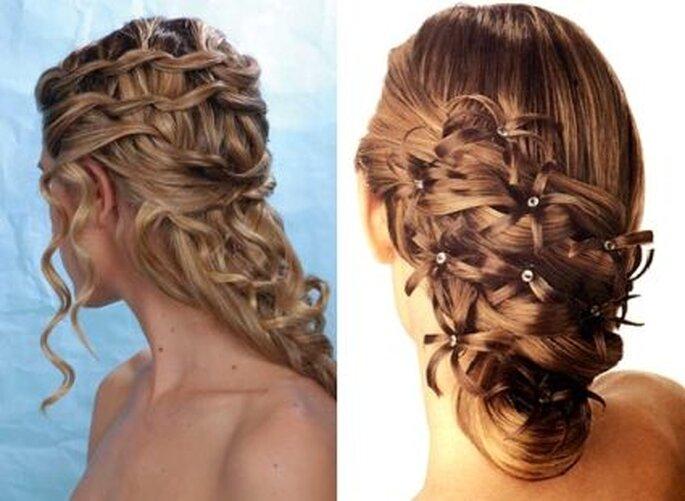 Primero defina como desea llevar su cabello. Es fundamental que armonice con todo su conjunto.