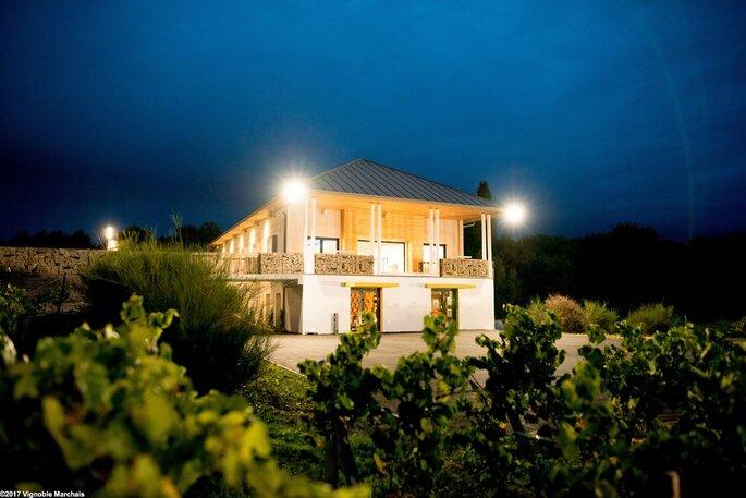 Réception Vignoble Marchais, lieu de réception près de Nantes en Loire-atlantique