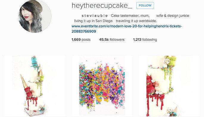 Image via Hey There, Cupcake Instagram