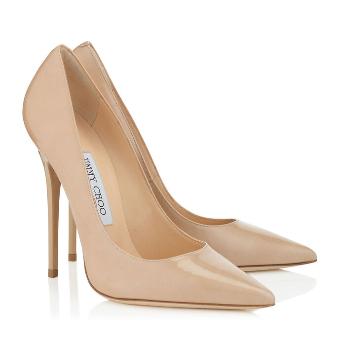 Escarpin Nude Jimmy Choo
