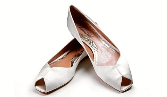 novias chile: nueva tendencia de zapatos de novia en chile