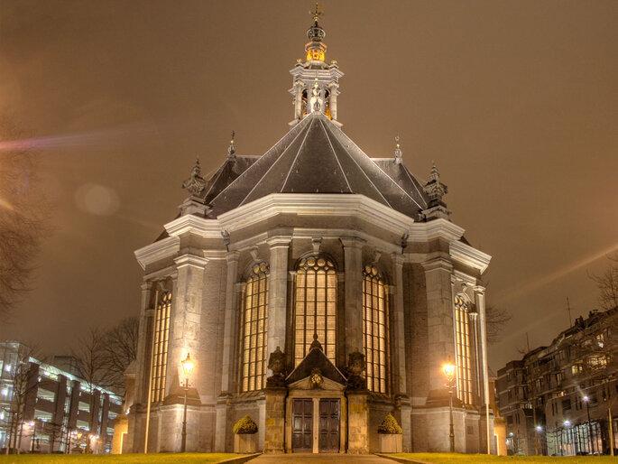 De Nieuwe Kerk Den Haag, Alpha Vochttechniek