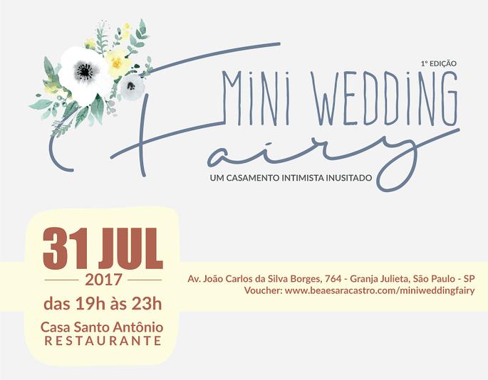 Mini Wedding Fairy 2017
